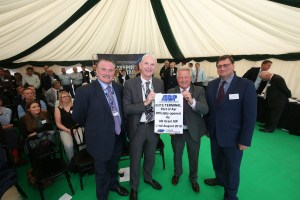 Port of Ayr celebrates new Bute Terminal opening to support Scottish agriculture