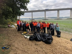 ABP joins Great British Beach Clean