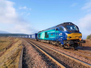 Forth Ports, Eddie Stobart and Direct Rail Services Launch New Rail Service Linking Tilbury and Grangemouth for the First Time